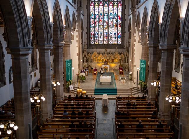 John Hume funeral