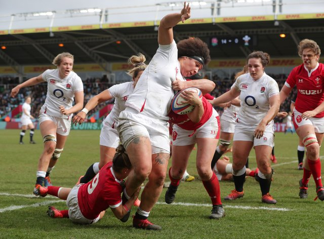 The Women's Six Nations will be concluded