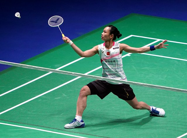 Tai Tzu Ying will continue to play for at least another year
