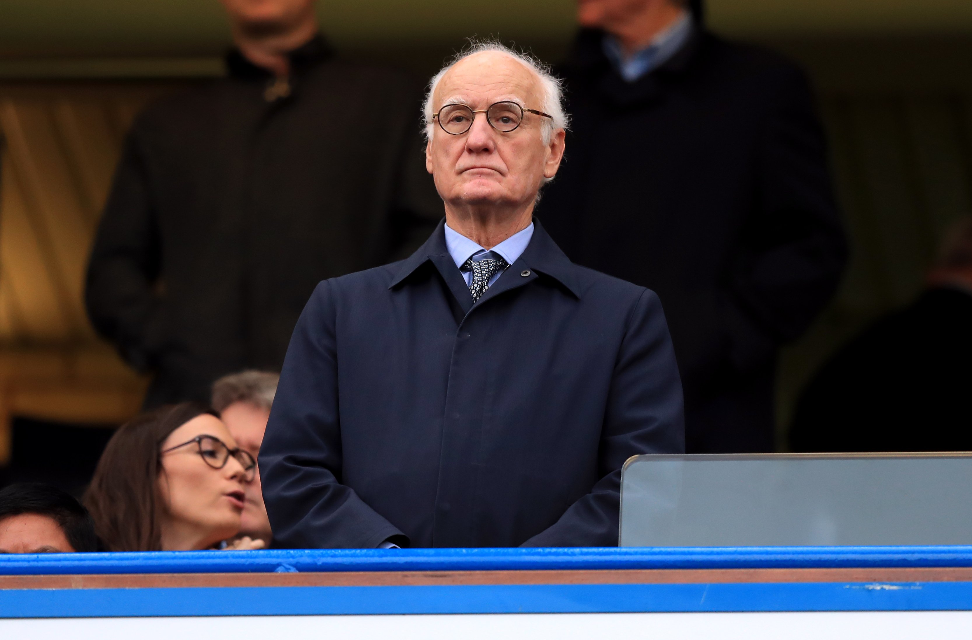Bruce Buck hopes other clubs follow Chelsea's lead in the fight against racism