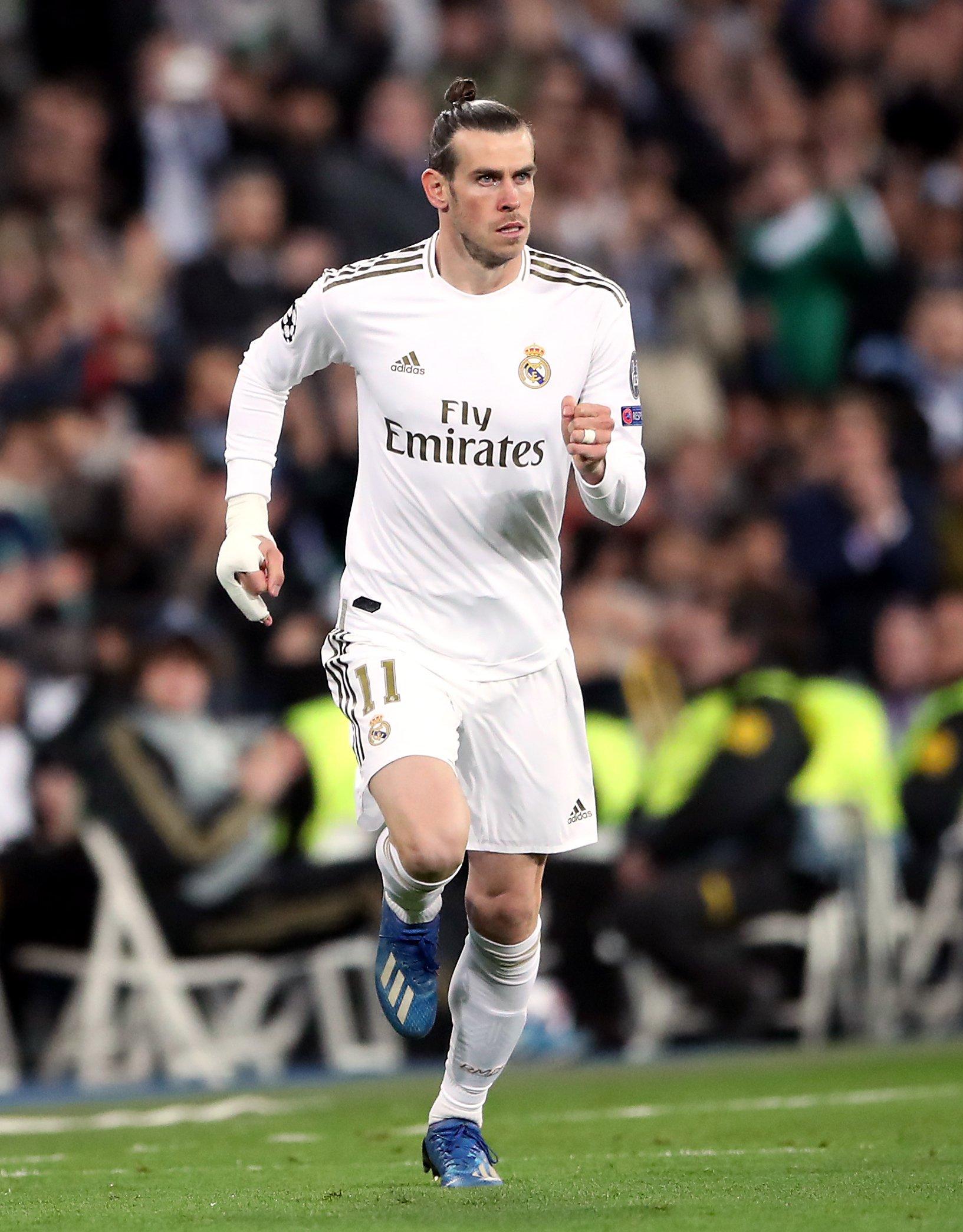 Gareth Bale chose not to be involved against Manchester City – Zinedine Zidane