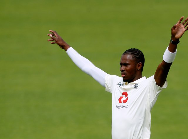 Jofra Archer is confident England can turn their batting performance around