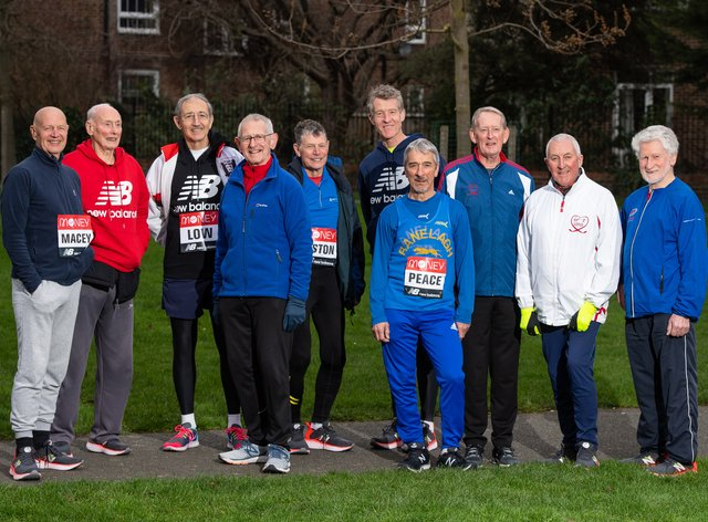 2020 Virgin Money London Marathon