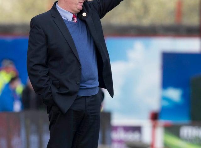 Hamilton Academical v Rangers – Scottish Premiership – Superseal Stadium