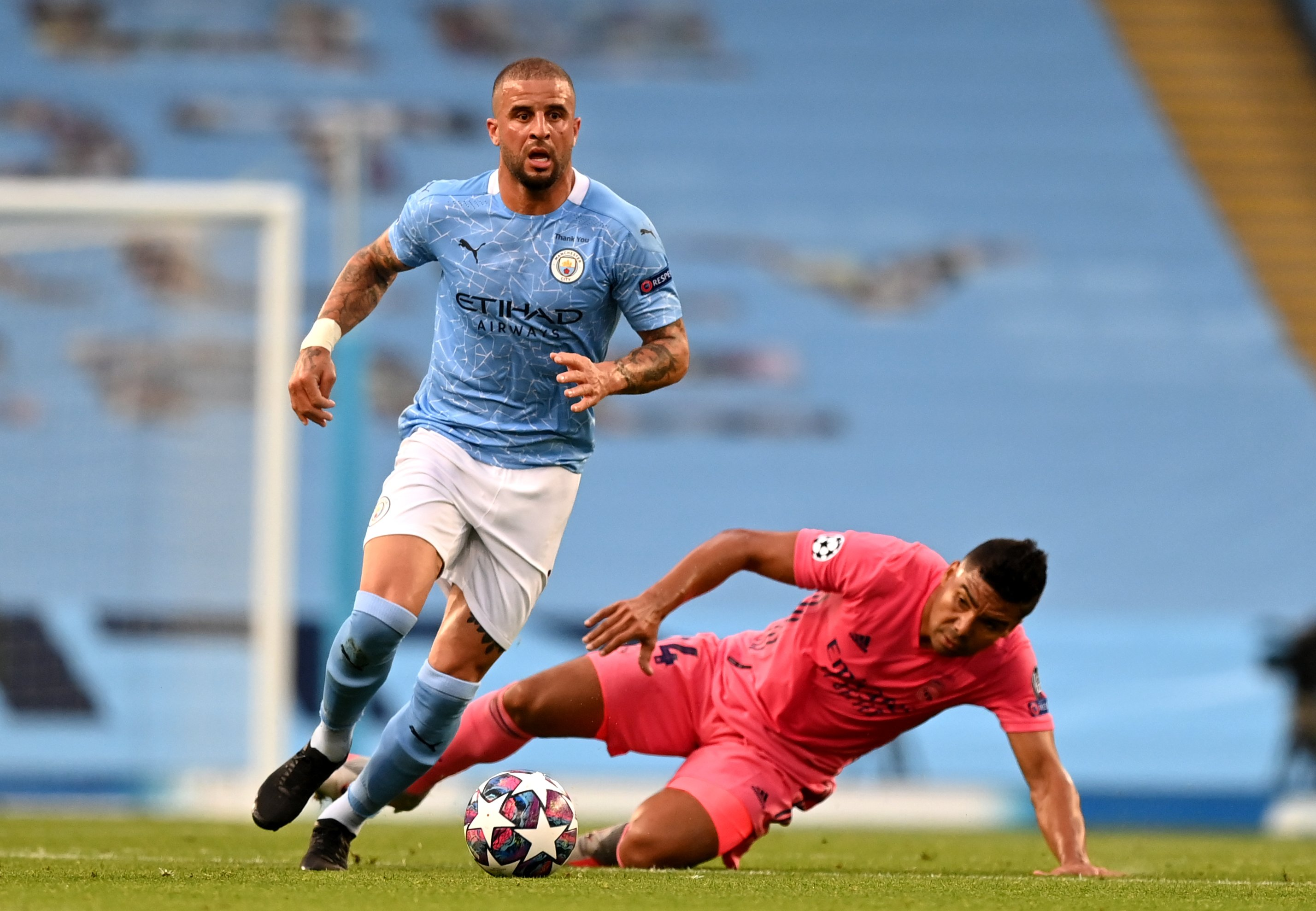 This is one of best shots we will get at Champions League glory – Kyle Walker
