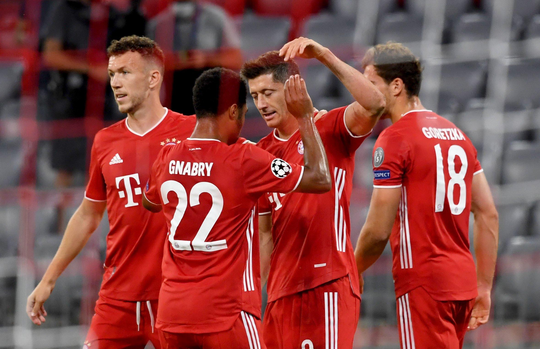 Chelsea crash out of Champions League as Robert Lewandowski inspires Bayern Munich