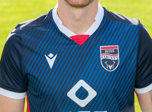 Ross County's Billy McKay grabbed his first goal of the season at Hamilton