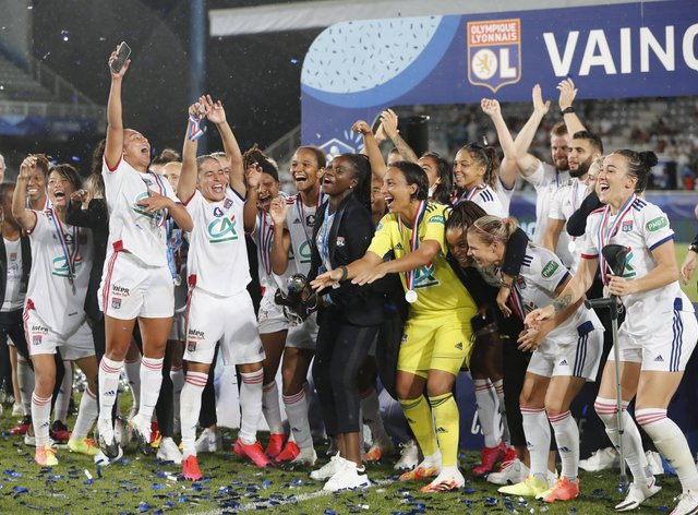 Lyon beat PSG on penalties to claim yet another trophy
