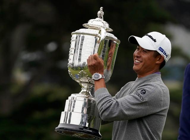 Collin Morikawa became the ninth debutant to win the US PGA Championship