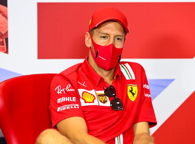 Sebastian Vettel's relationship with Ferrari has turned increasingly sour