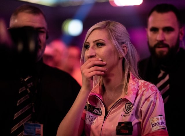 Sherrock is now one of the biggest stars in darts