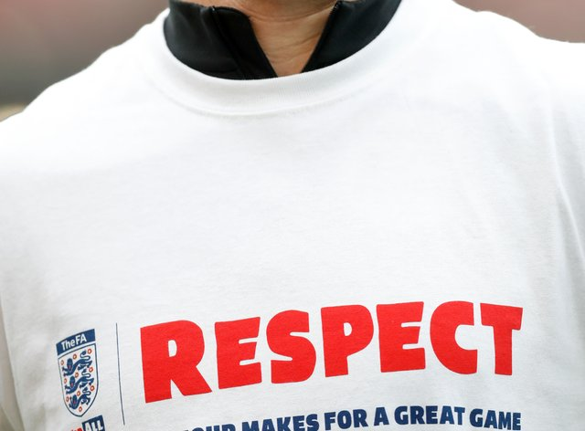 The Referees' Association wants assault on referees' and match officials to be a more serious offence