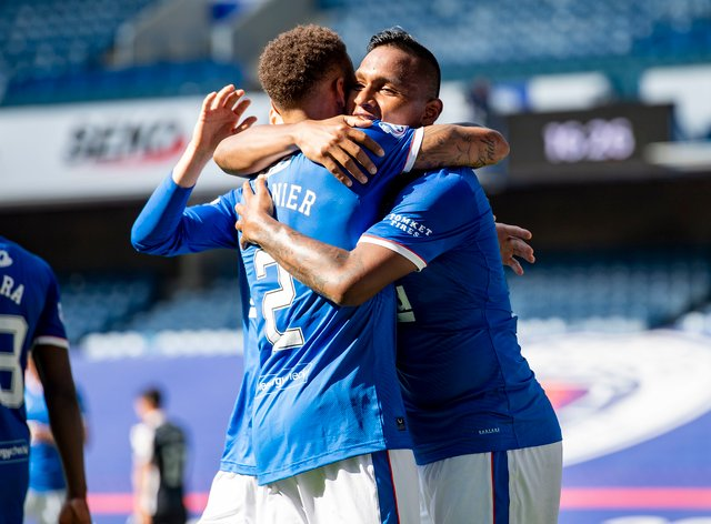 Rangers have started the Scottish Premiership season with two wins