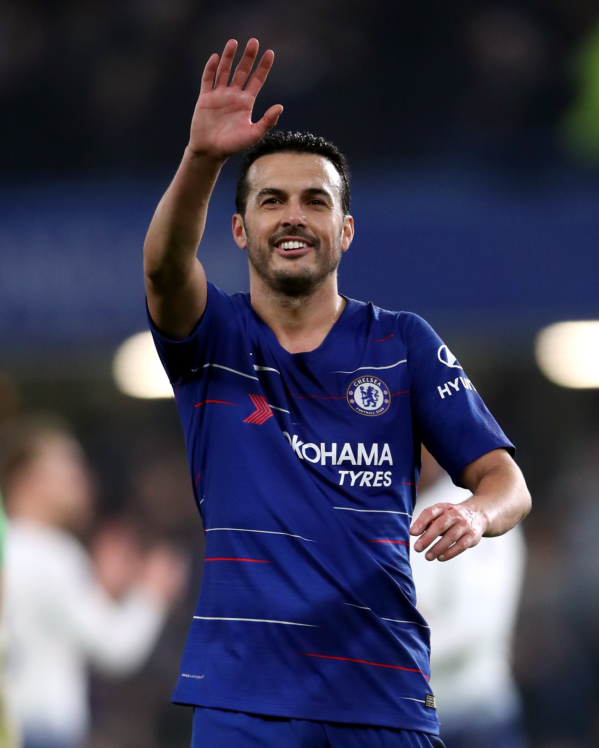 Chelsea bid fond farewell to Pedro and Willian – Monday's sporting social