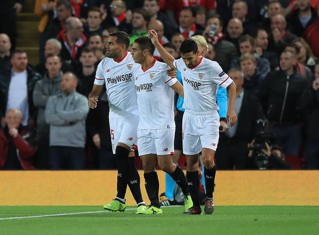 Liverpool v Sevilla – UEFA Champions League – Group E – Anfield