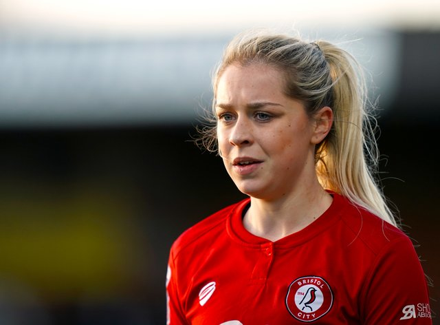 Poppy Pattinson is looking to 'achieve big things' in the new season