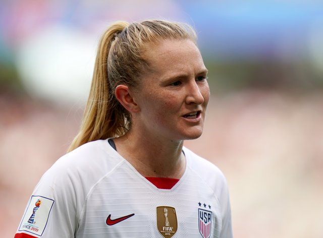 Mewis has joined WSL club Manchester City