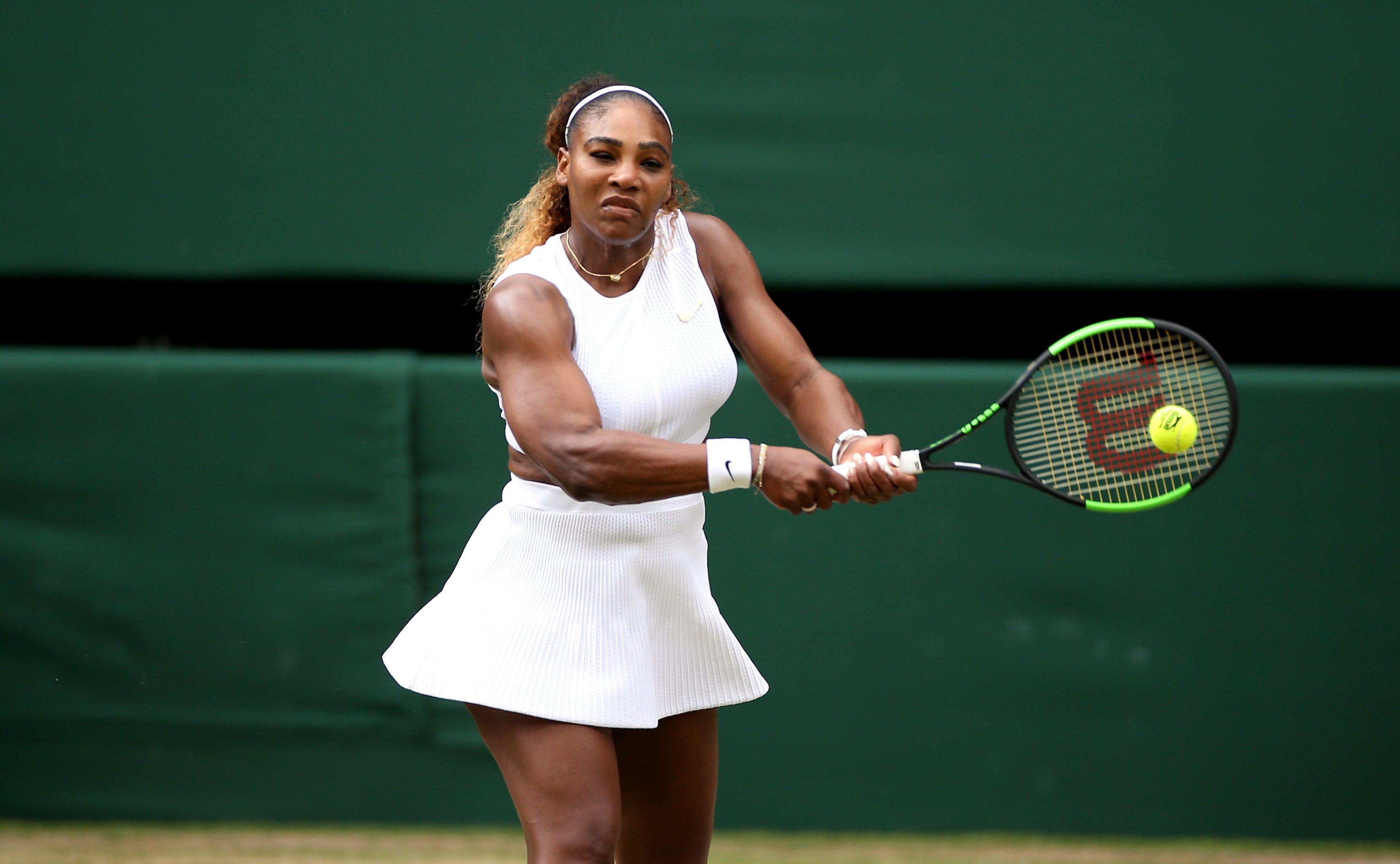 Serena Williams relishing 'tough match' against sister Venus in Lexington