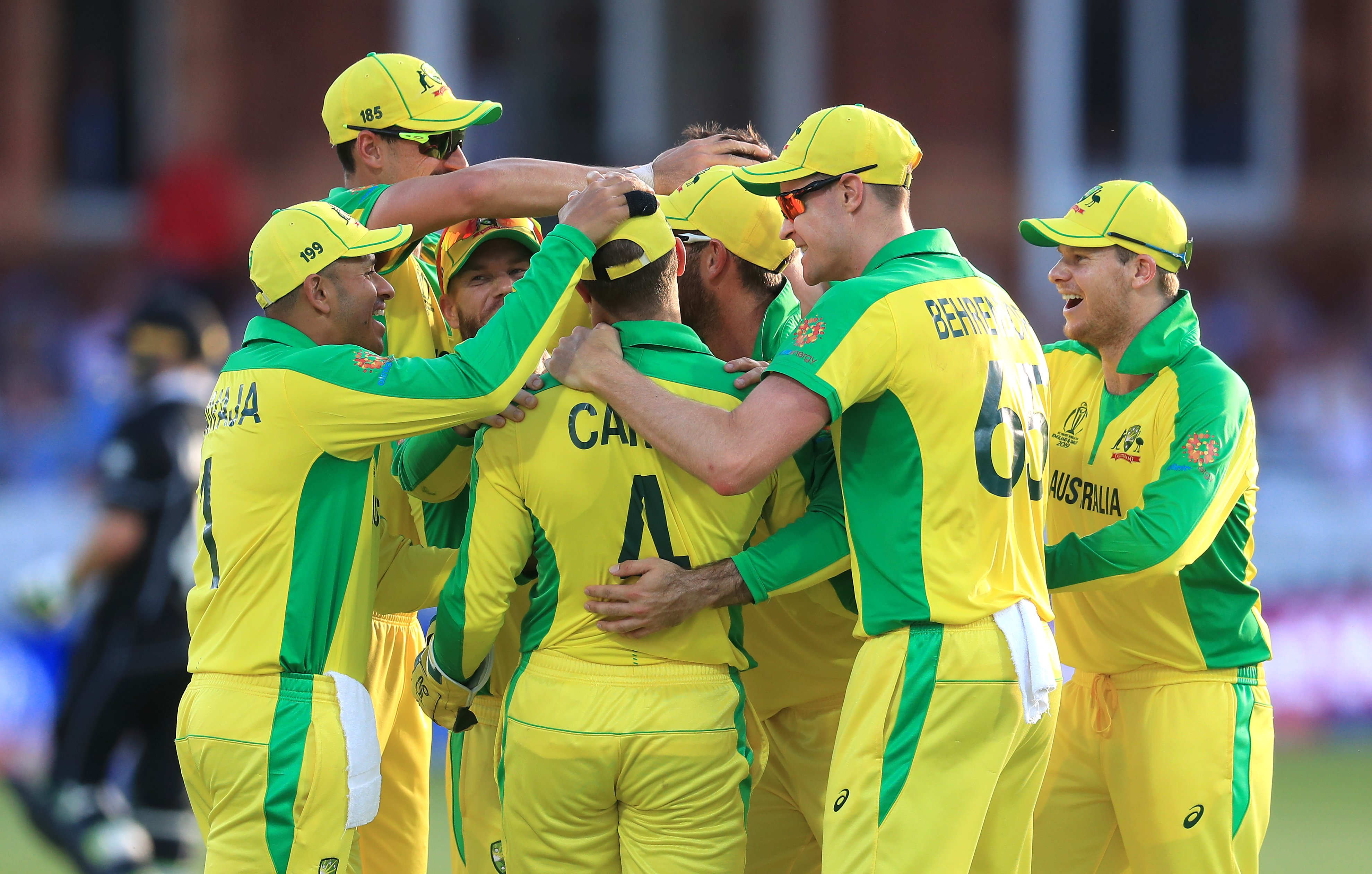Rising stars and returning faces, the Aussies are coming back to England