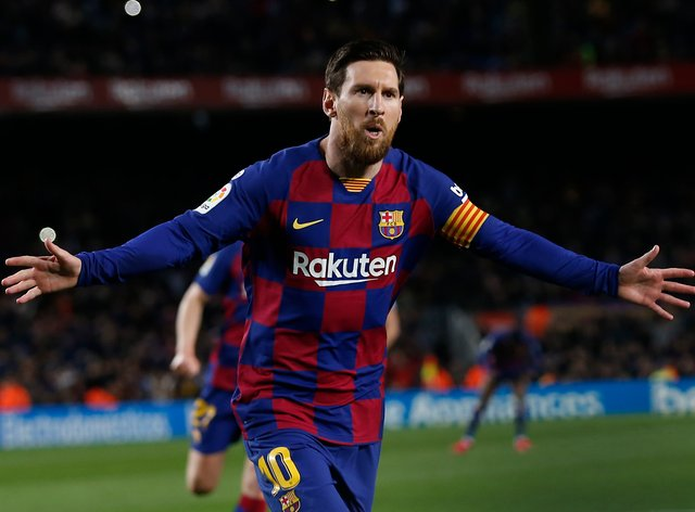 Messi's Barcelona are the underdogs heading into the seismic quarter-final battle