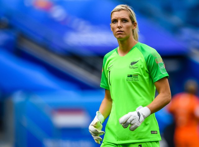 Erin Nayler has signed for Reading