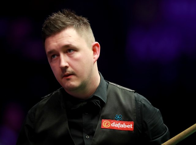 Kyren Wilson won one of the wildest frames in snooker history