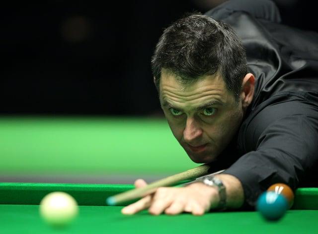 Ronnie O'Sullivan has revealed how Joe Davis inspired him to win a sixth world title