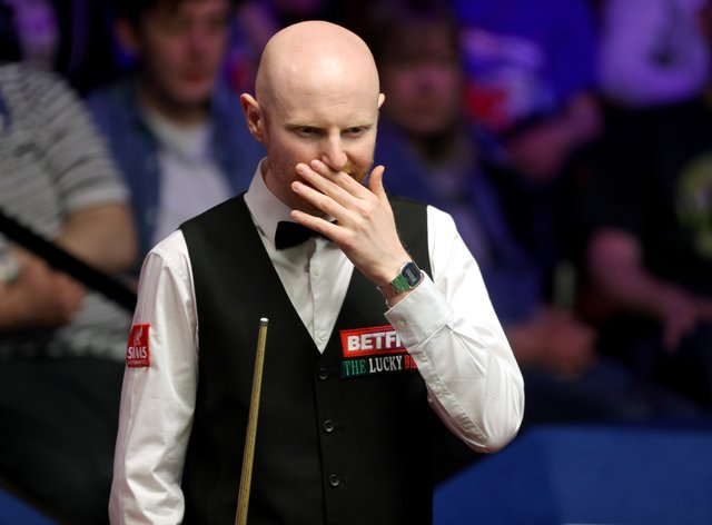 2019 Betfred Snooker World Championship – Day Two – The Crucible