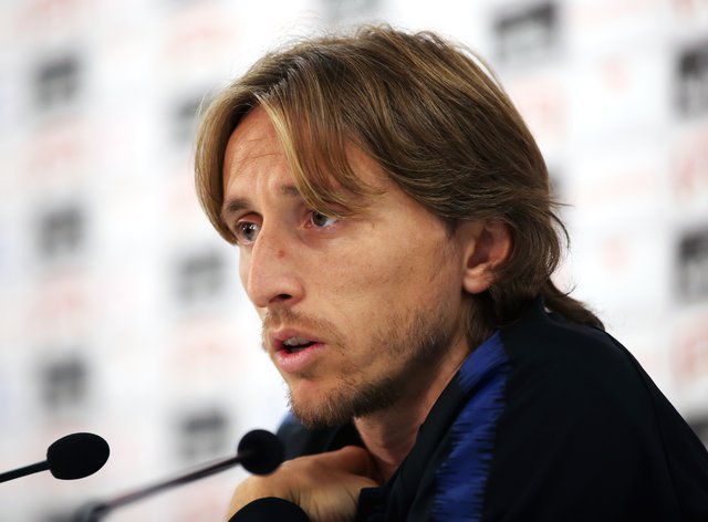 Luka Modric's move to Real Madrid was saved by current Spurs boss Jose Mourinho