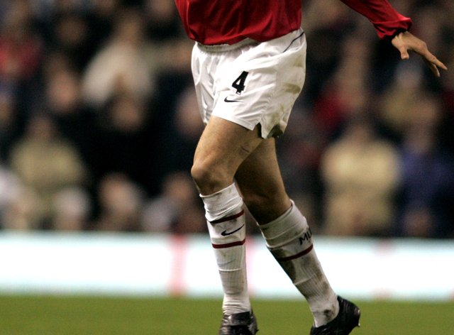 Gabriel Heinze attempted unsuccessfully to force through a move from Manchester United to Liverpool in 2007