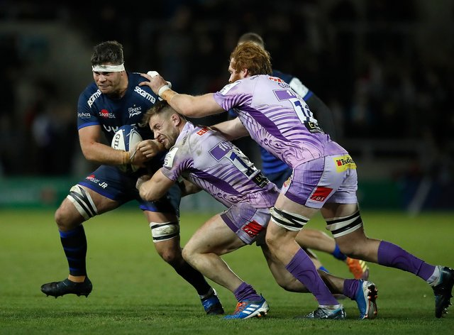 Sale will hope their new stars shine in their fixture against Chiefs
