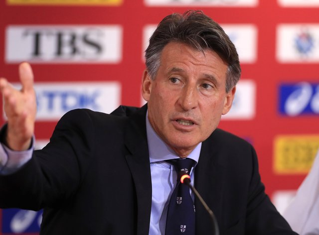 Seb Coe does not want the Tokyo 2020 Olympic Games behind-closed-doors