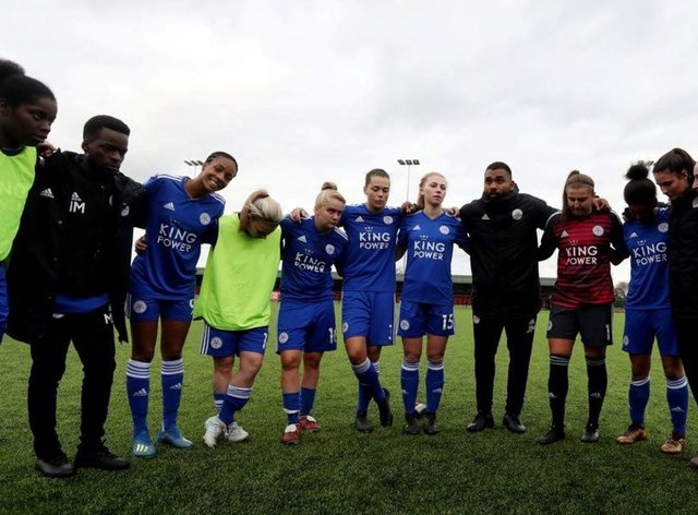 Leicester City makes announcement to help develop the women's game