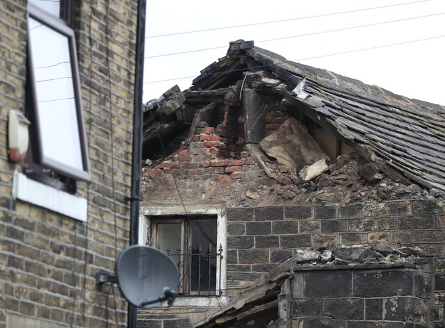 Bradford roof collapse