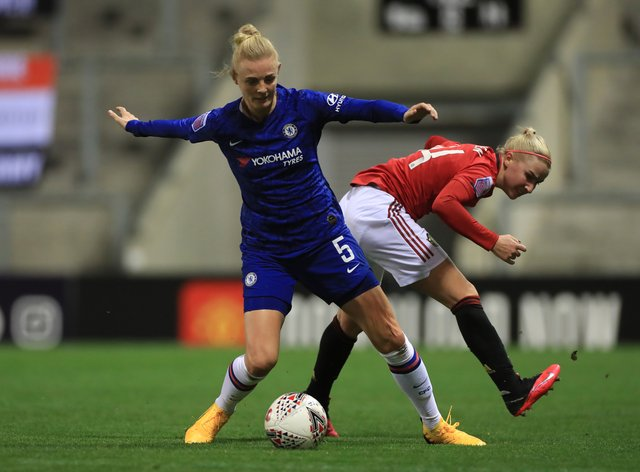 Manchester United and Chelsea will be broadcast on the opening weekend of the WSL season