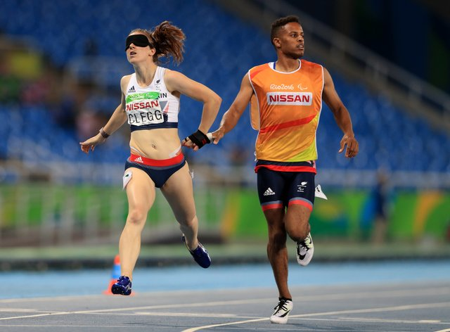 Libby Clegg has cut her season short