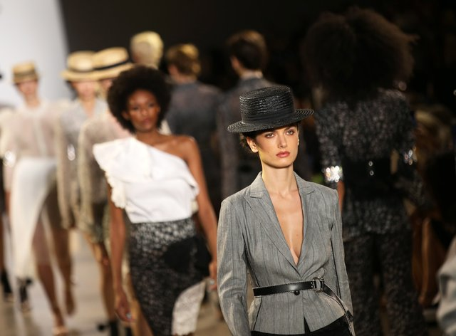 New York Fashion Week given the green light