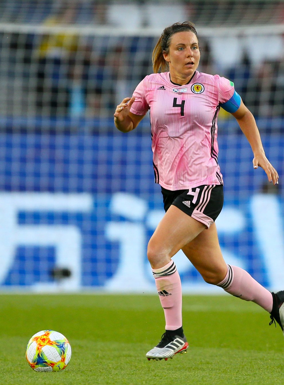 <p>Corsie has returned to the NWSL</p>