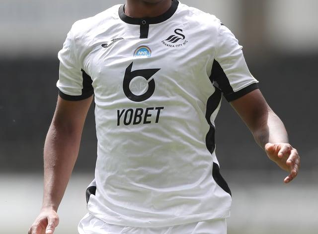 Liverpool's Rhian Brewster shone during a loan with Swansea last season