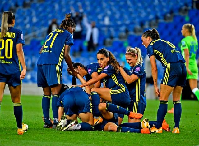 Lyon win their fifth successive Champions League title