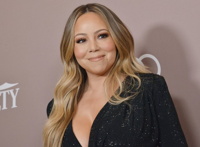 Carey has said she was 'uncomfortable' in an interview with Ellen DeGeneres