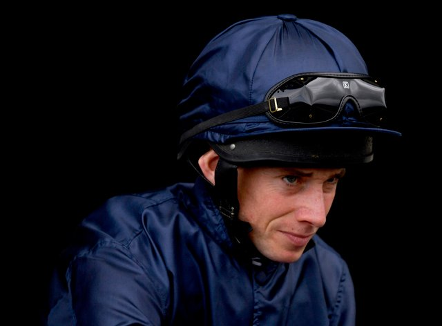 Ryan Moore is already in Ireland for Irish Champions Weekend