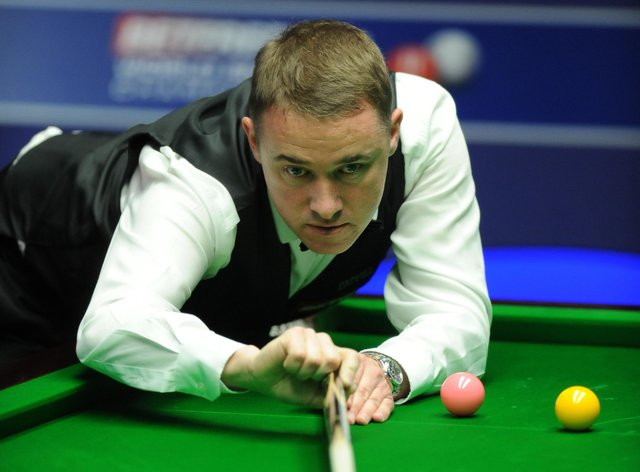 Stephen Hendry, pictured, has come out of retirement