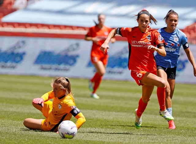 The NWSL will kick off again this weekend