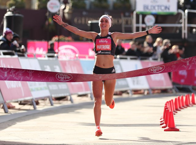 Lily Partridge says cutting coverage of long-distance events will damage the sport