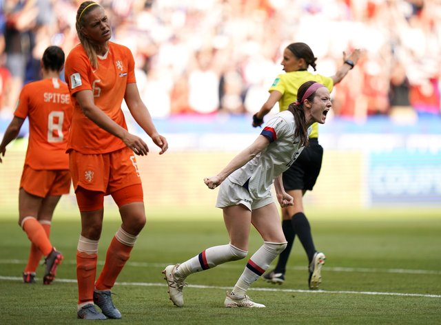 World Cup winner Rose Lavelle is the biggest international signing to the WSL this summer