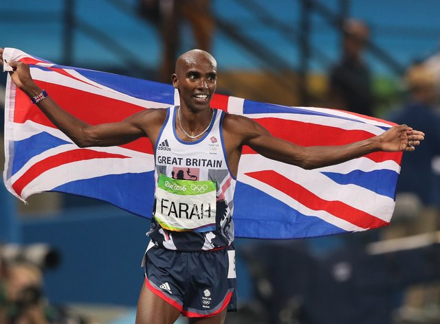 Mo Farah has his sights set on a world record in Brussels on Friday.