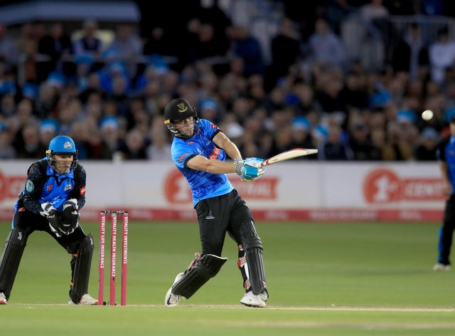 Phil Salt has impressed for Sussex this season in both formats