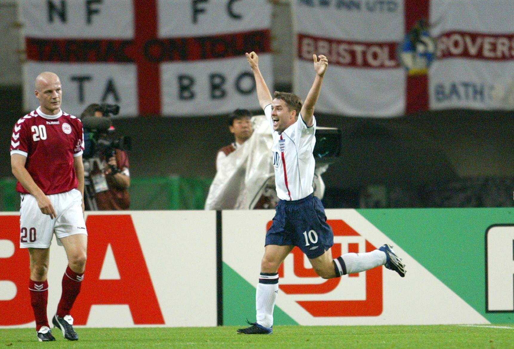 World Cup win and a second-half 'disaster' – memorable Denmark v England games