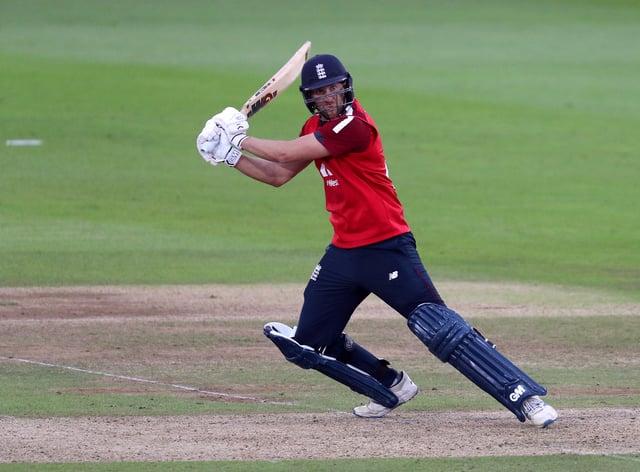 England batsman Dawid Malan has topped the ICC Twenty20 batting rankings